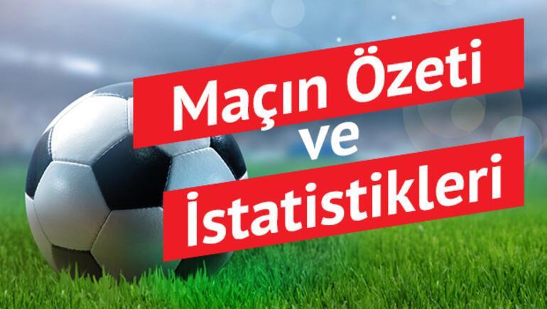 Yeni Malatyaspor 1-0 Partizan