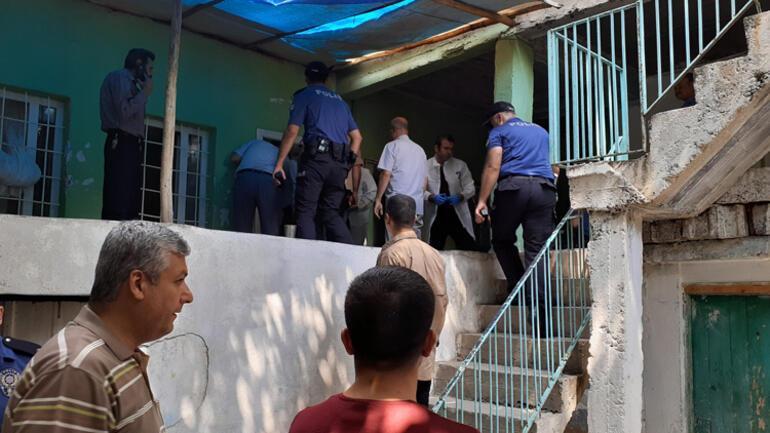 Gaziantep'te evde çökme: 6 yaralı