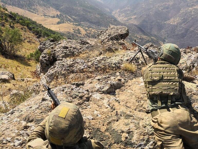 Son dakika Milli Savunma Bakanlığı duyurdu: Pençe-3 harekâtı başladı
