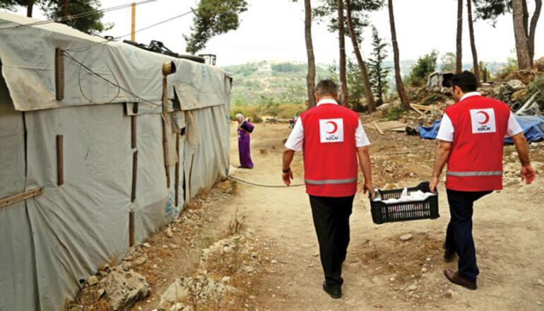 Lübnanda unuttuğumuz 400 yıllık Türk köyü : Türkiye özlemini gidermek için evler kırmızıya boyanıyor