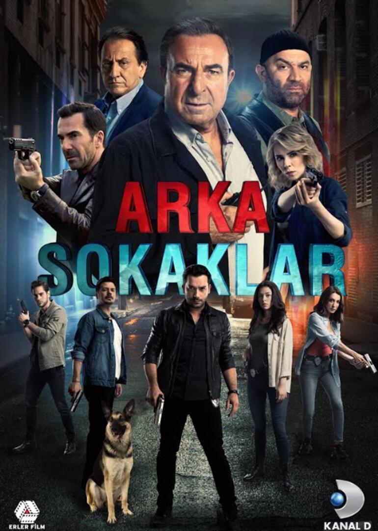 Arka Sokakların yeni sezon afişi yayınlandı