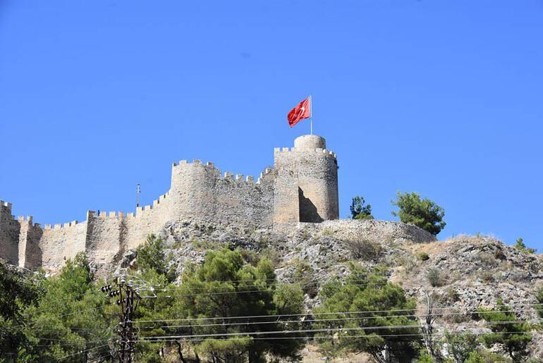Türkiyenin 5. görkemli kalesi