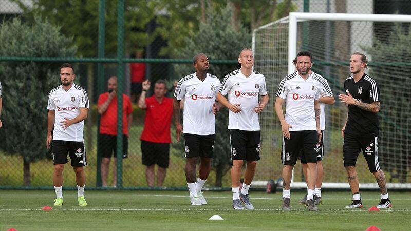 Beşiktaş'ta yeni sezon hazırlıkları başladı!