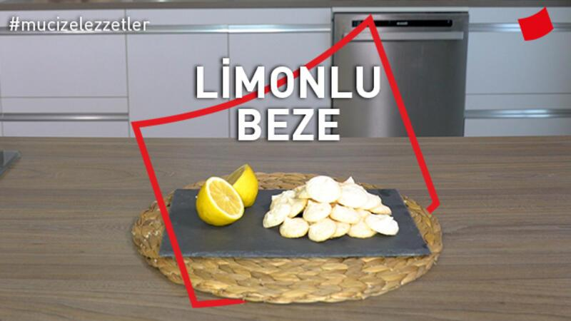 Limonlu Beze | Mucize Lezzetler