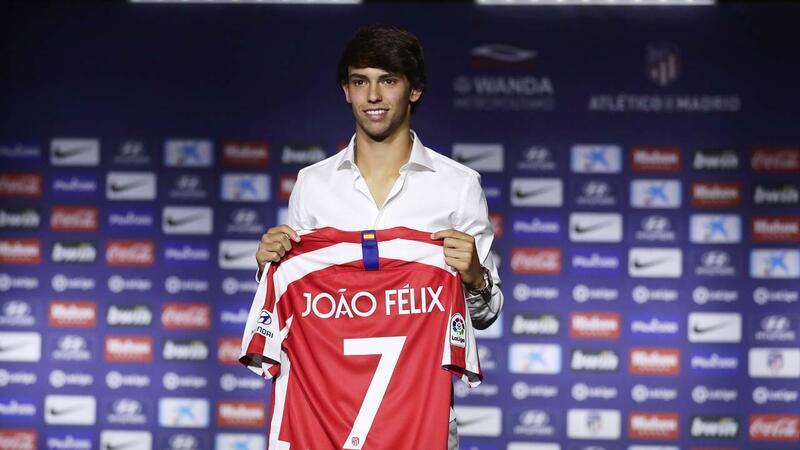 Joao Felix en pahalı oyuncular listesinde!