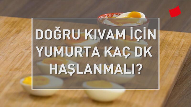 Doğru Kıvam İçin Yumurta Kaç Dakika Haşlanmalı? | Mucize Lezzetler