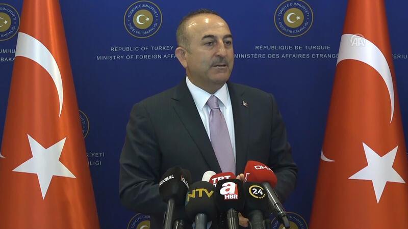 Bakan Çavuşoğlu'ndan Doğu Akdeniz açıklaması