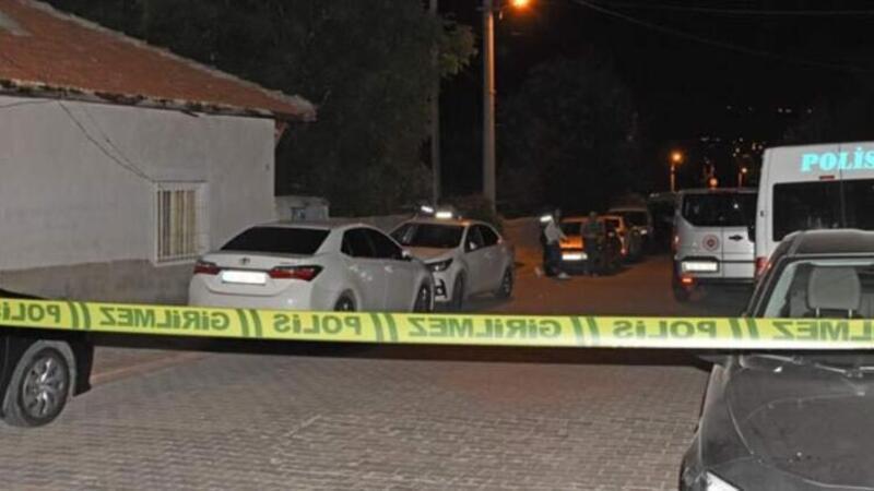 Kırıkkale'de yabancı uyruklu kişiye ait ceset parçaları bulundu