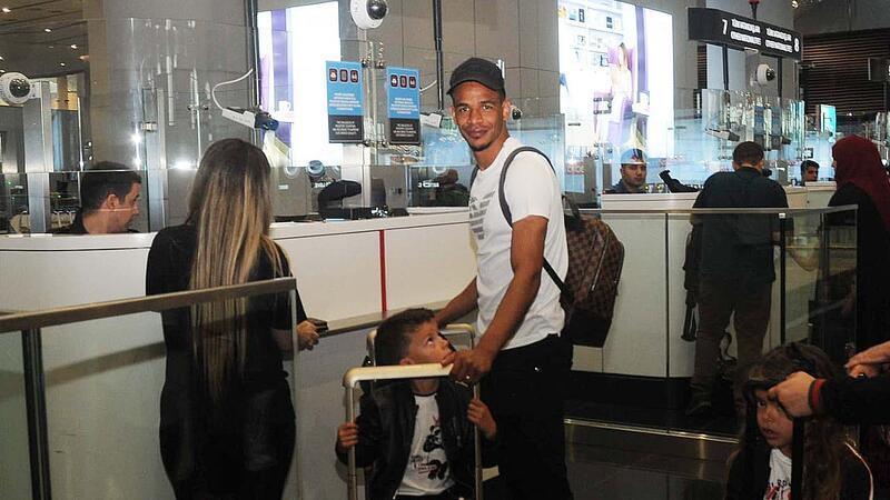 Fernando İstanbul'dan ayrıldı