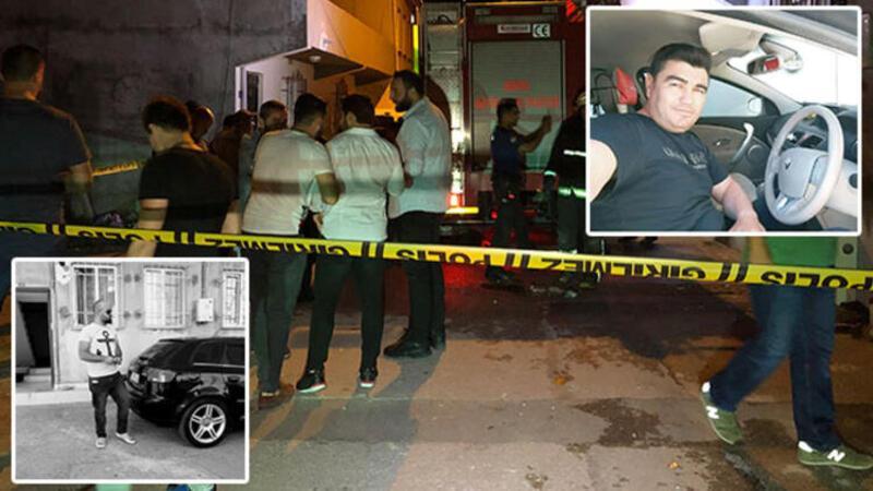 Katil zanlısının evine molotoflu saldırı