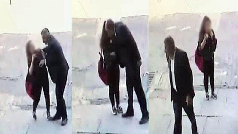 Bitlis'teki 13 yaşındaki kıza taciz kamerada