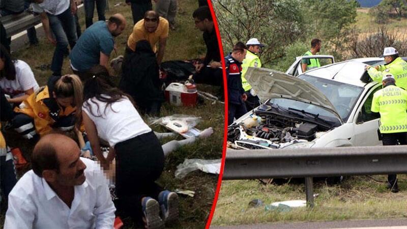 Kalpleri duran anne ve kızı, kalp masajıyla hayata döndürüldü