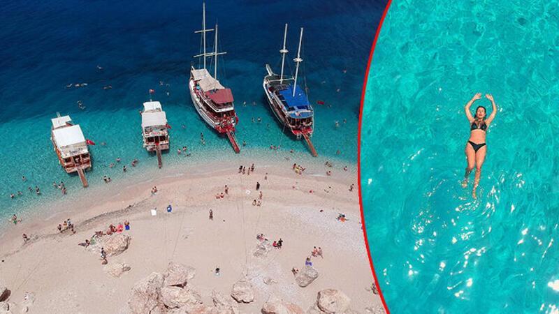 Antalya'nın 'Maldivleri' tehlike altında