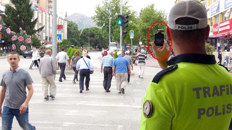 Polis tek tek böyle tespit etti! Hepsine ceza yazıldı