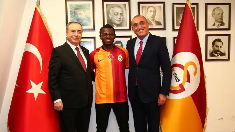 Galatasaray Seri'yi resmen kiraladı
