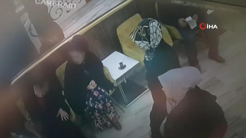 Suriyeli 5 kişinin 'Evlilik' oyununu Kayseri polisi bozdu
