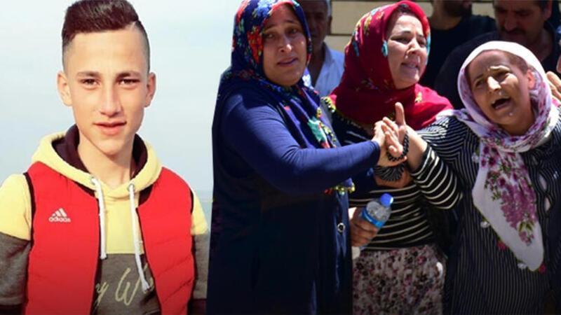 Gaziantep'te okulun duvarından düşen genç öldü