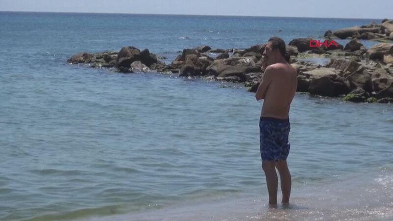 Silivri'de botla denize açılan 4 kişiden biri boğuldu