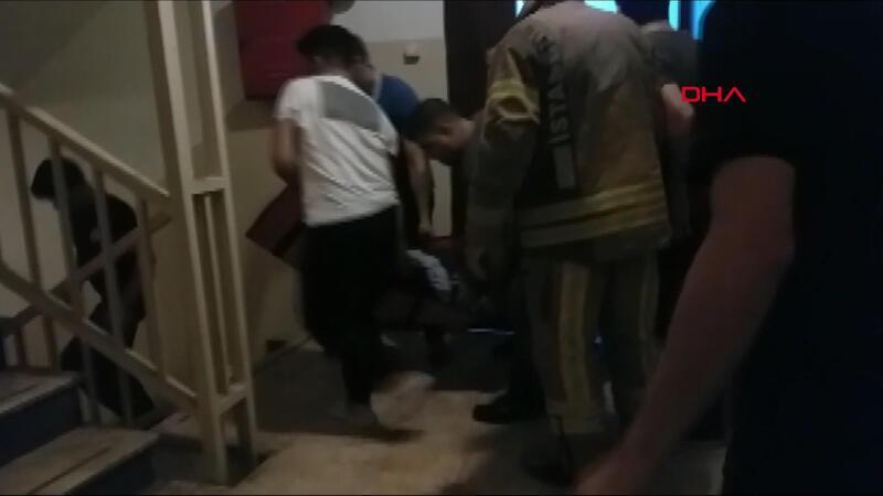 Sultangazi'de asansörde sıkışan adam hayatını kaybetti