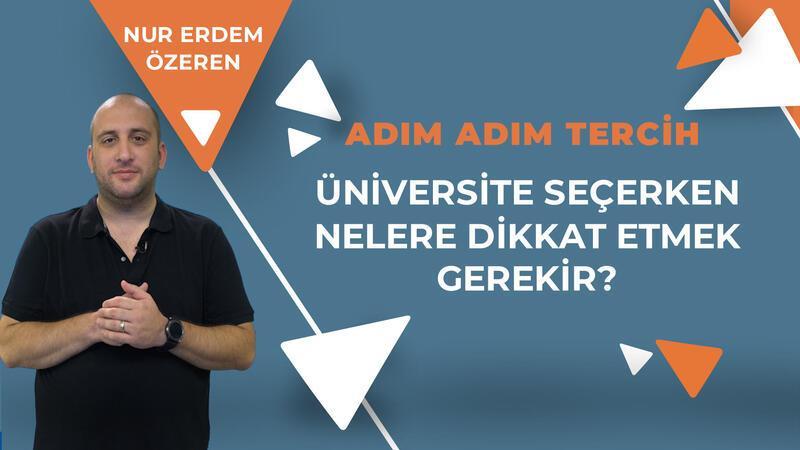 Üniversite seçerken nelere dikkat etmek gerekir?