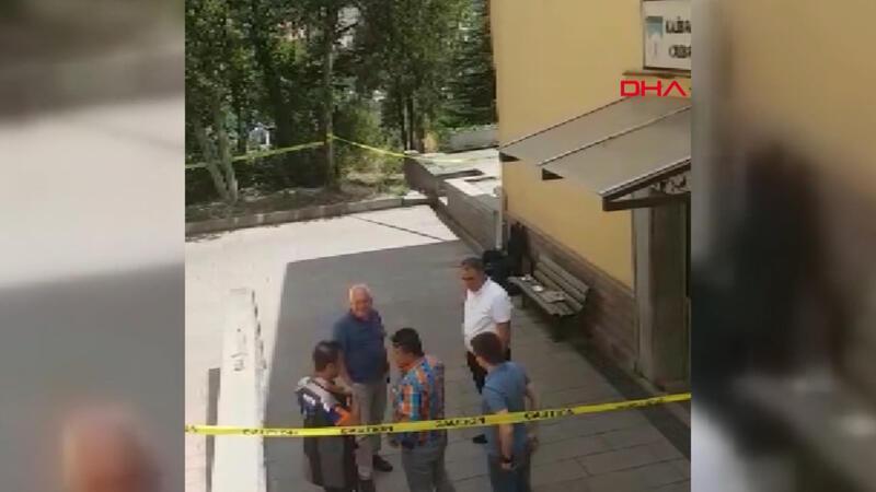 Meteoroloji Genel Müdürlüğü'nde kaza