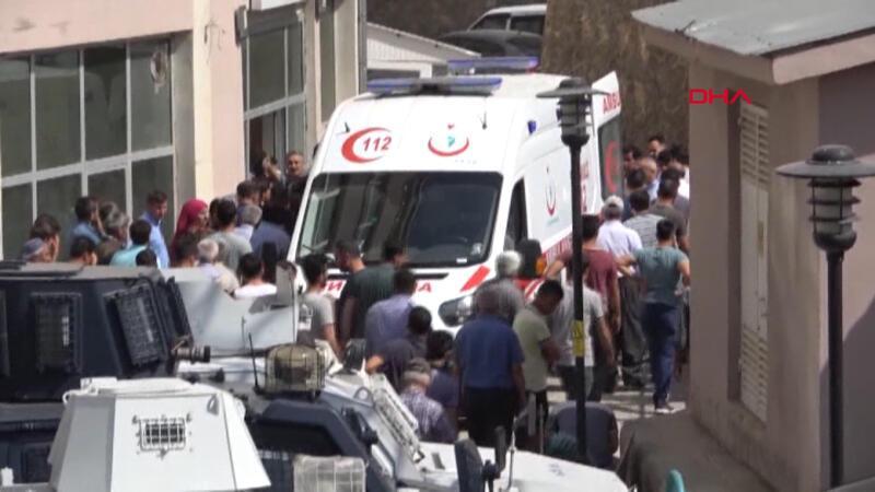 Hakkari'de EYP'li saldırı