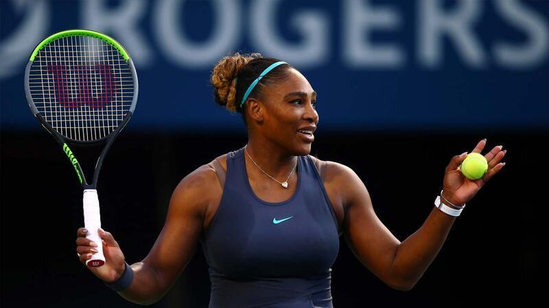 Serena Williams - Osaka (ÖZET)