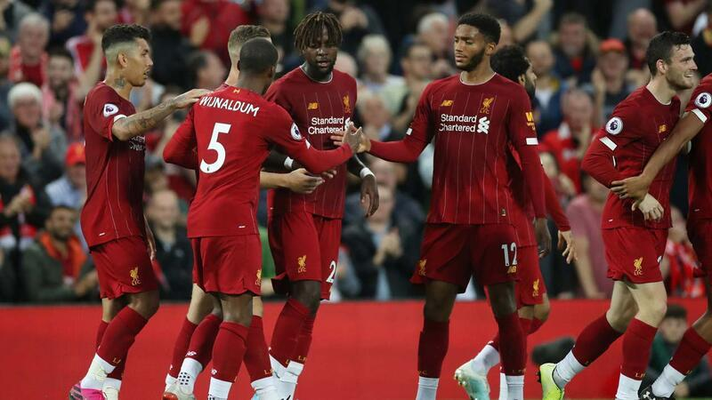 Liverpool 4-1 Norwich City (ÖZET)