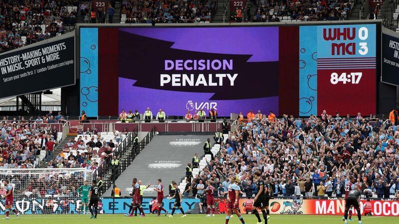 Premier Lig'de yeni sezonun ilk penaltı golü geldi!