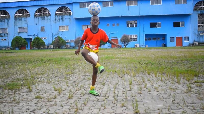 En büyük hayali geleceğin Messi'si olmak