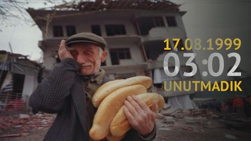 17 Ağustos 1999... Unutmadık!