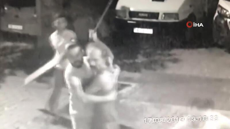 Tavuk alma cinayetinin güvenlik kamera görüntüleri ortaya çıktı
