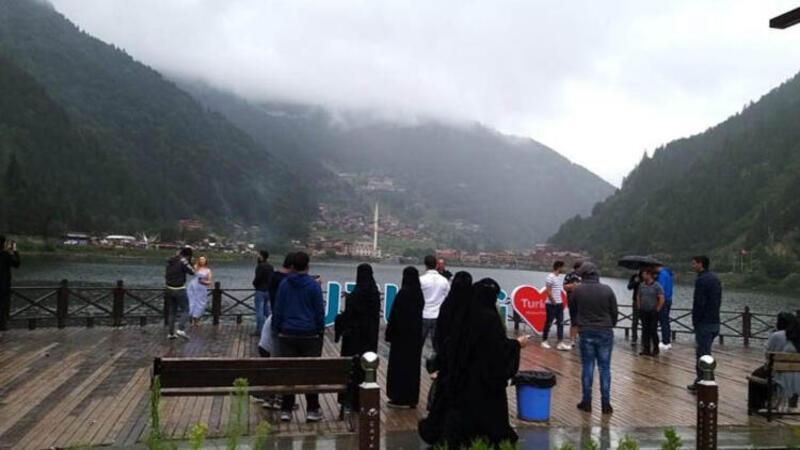 Trabzon'a 17 yılda 17.5 milyon yerli ve yabancı turist geldi