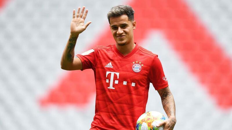 Coutinho resmen Bayern Münih'te