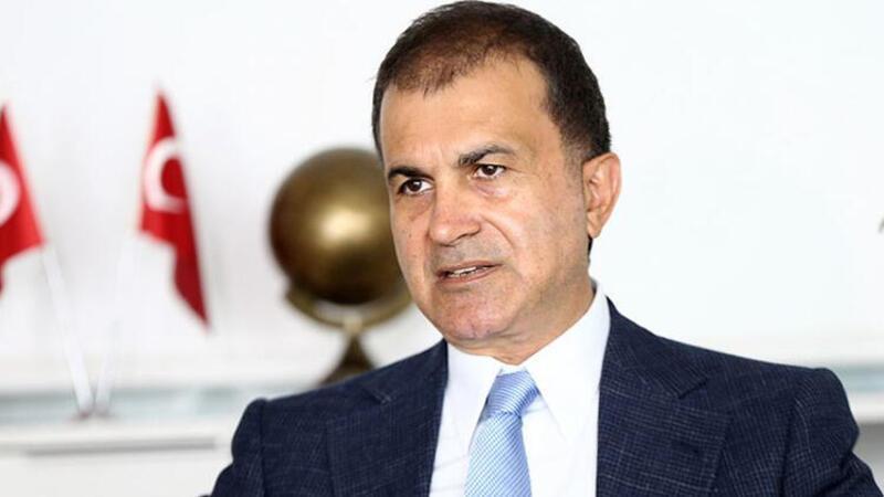 Ömer Çelik'ten 3 belediye başkanının görevden alınmasıyla ilgili açıklama