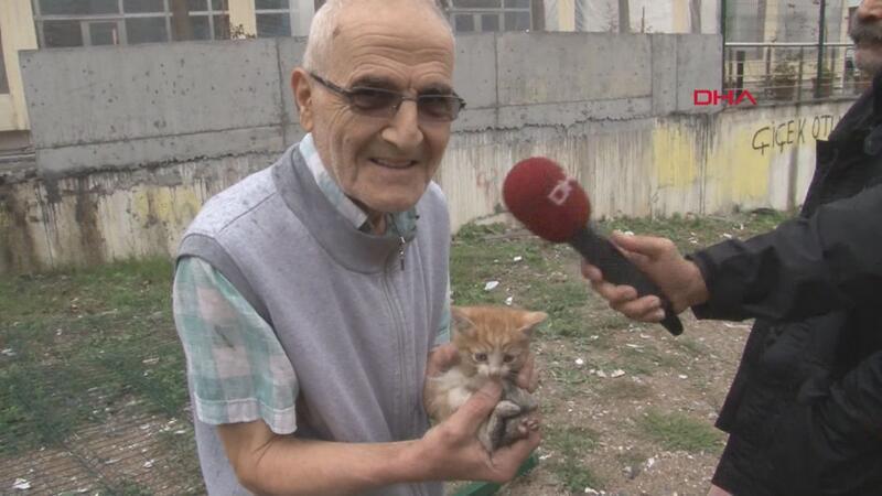 Huzurevi yangınında kedileri kurtarırken görüntülenmişti, odasında ölü bulundu