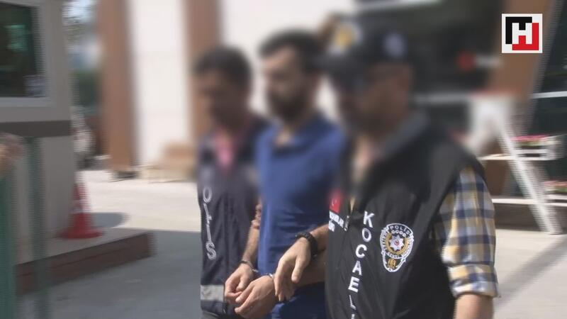 Otobüste yolculuk yapan kadını telefonla taciz eden muavin tutuklandı