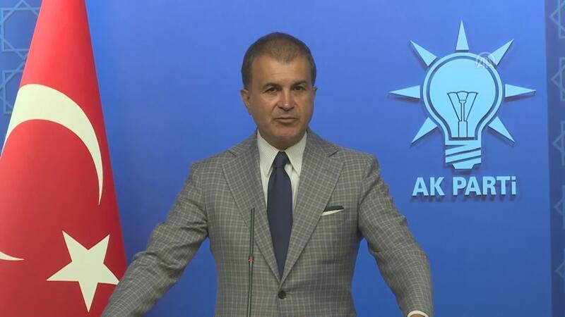 AK Parti Sözcüsü Çelik'ten Emine Bulut cinayetiyle ilgili konuştu