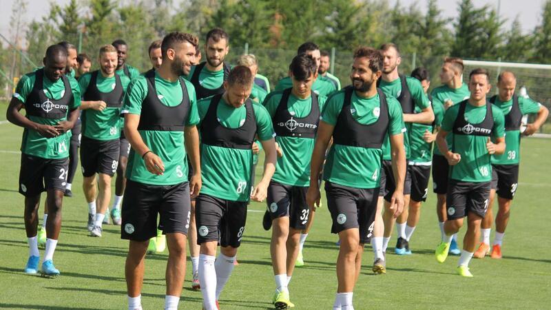 Konyaspor Galatasaray maçına odaklandı