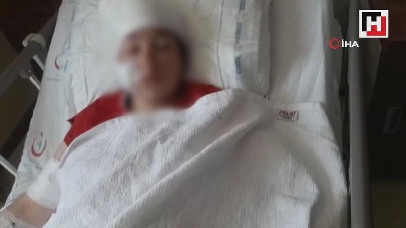 Doğum yapan eşini 7 yerinden bıçakladı