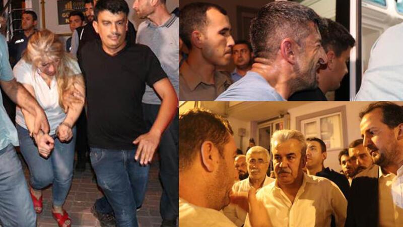 Bursa'da gerginlik! Milletvekili ve emniyet müdürü sakinleştirdi
