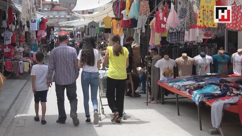 Emirdağ'da gurbetçiler ekonomiye katkı sağlıyor
