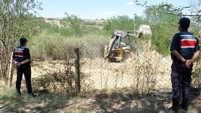 Malkara'da, '500 kilo altın var' iddiası resmi kazı başlattı