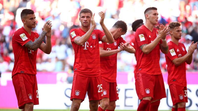 Bayern Münih - Mainz (ÖZET)
